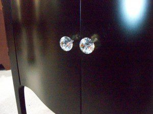 Crystal Door Pulls