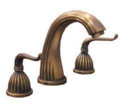 Antique Brass Bathroom Faucet