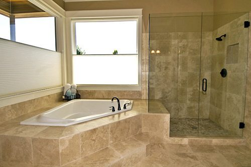 Where to look for great bathroom design ideas for Great bathroom remodel ideas