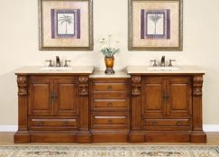 Extra Large Bathroom Sinks : Extra Large Bathroom Sinks: The Vanity or the Sink Itself?