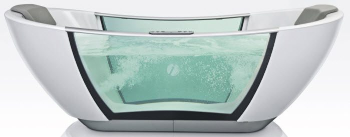 SmartHyrdro Tub from iHouse