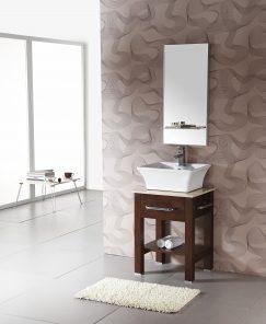 20.5 Inch Single Sink Bathroom Vanity