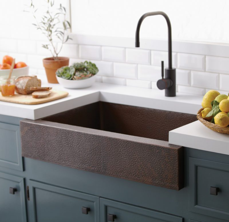 Bib Sink : How to Measure for a Farmhouse Apron Sink