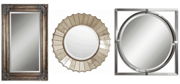 Decorating With Uttermost Mirrors