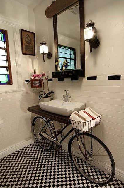 bike sink