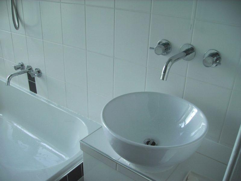 Modern Bathroom Taps
