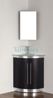 31 Inch Single Sink Bathroom Vanity with Choice of Top in Chai