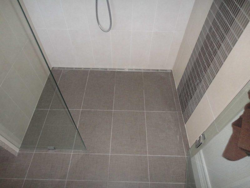 Linear Shower Drains Unique Vanities
