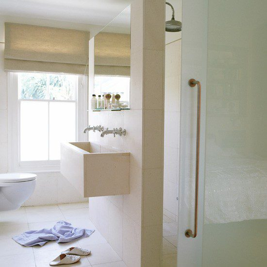 Open Shower Rooms Unique Vanities