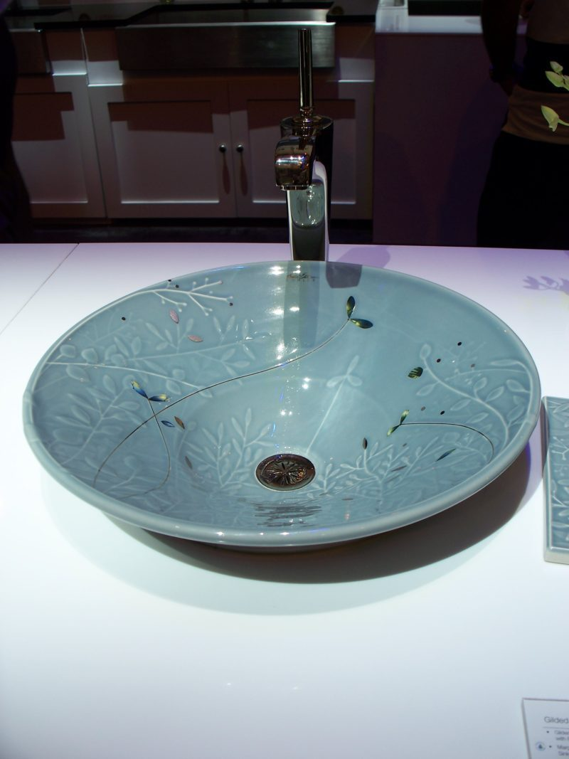 KBIS 2013 Round Up: Bath Beauty Everywhere!