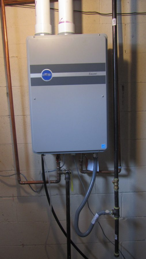 Installing A Tankless Water Heater A Diy Project