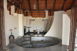 African Spa Tub