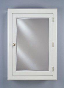 Single Door Medicine Cabinet