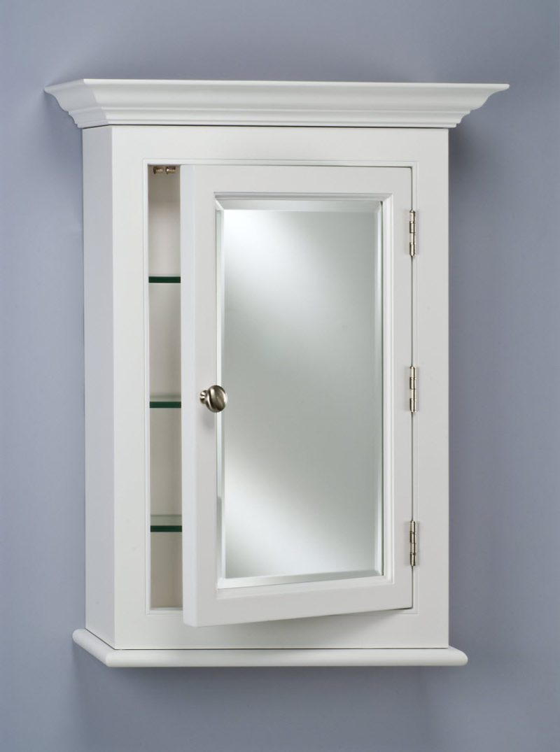 ... Recessed Medicine Cabinet For You. 42WIL1WSopen