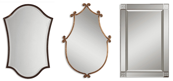 vanity mirror options