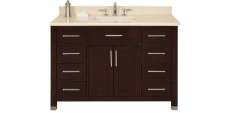 Charmant Single Bathroom Vanities