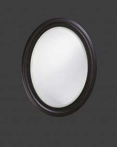 George Oval Oil Rubbed Bronze Mirror Uvhe40108