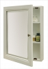 M01WP Medicine Mirror Cabinets Not Included