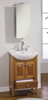 22 inch single sink narrow depth furniture bathroom vanity - Average depth of bathroom vanity ...