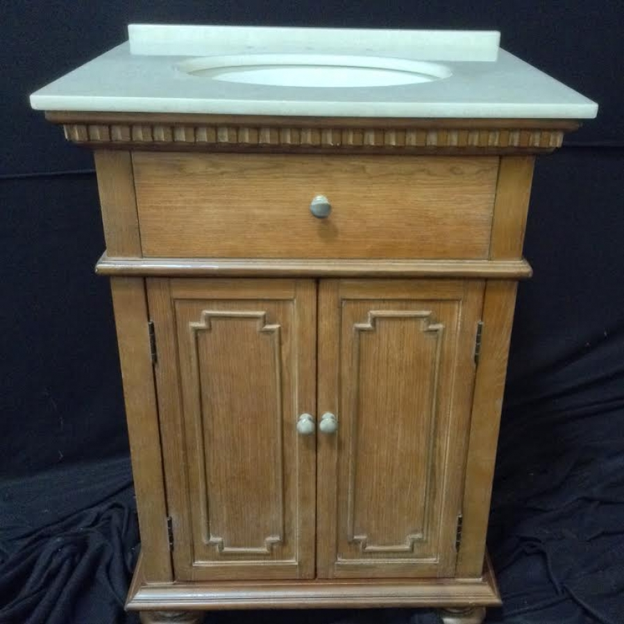 26 inch bathroom vanity cabinets 26 inch single sink bathroom vanity with white marble 21788