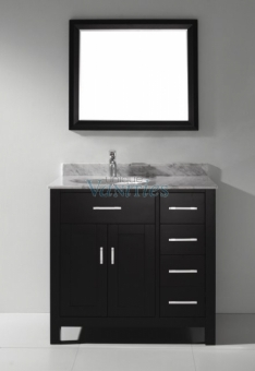 Bathroom Vanities on Bathroom Vanity On Vanities 36 40 Inches 36 Inch Single Sink Bathroom