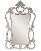 Howard Elliott Contessa Unique Ornate Venetian Style Frame Mirror