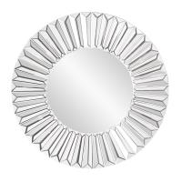 Torino Contemporary Sunburst Mirror