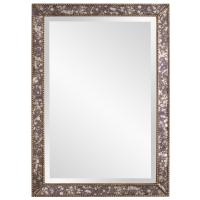 Samuel Acid Treated Rectangular Mirror