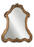 Cleopatra Gold Unique Mirror