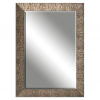 Yasmine Golden Champagne Rectangular Mirror