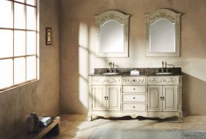 72 Inch Double Sink Bathroom Vanity with Pleny of Storage