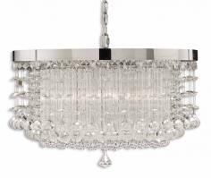 Fascination 3 Light Crystal Accents Chandelier