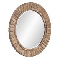 Gideon Natural Wood Mirror