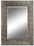 Andover Aged Bronze Rectangular Mirror