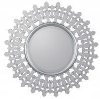 Feye Silver Arched Mirror