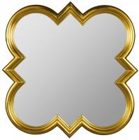 Canute Gold Unique Mirror