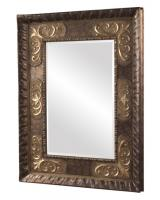 Tate Rectangular Deep Bronze Mirror