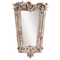 Noelle Aged Stone Rectangular Mirror