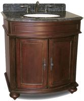31 Inch Single Sink Bath Vanity With Choice Of Top