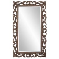 Cheltenham Rust Rectangular Mirror