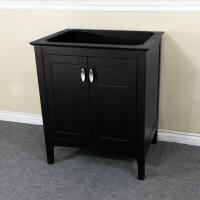 29 Inch Single Sink Bathroom Vanity in Espresso