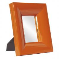 Candy Orange Rectangular Mirror