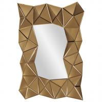 Venus Copper Rectangular Mirror