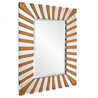 Colleen Copper Rectangular Mirror