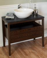 Bellaterra Home 35 Inch Single Sink Bathroom Vanity