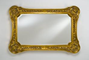 Timeless Traditional Rectangular Mirror