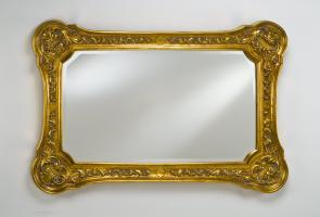 Afina Timeless Traditional Rectangular Mirror