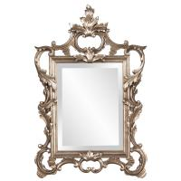 Andrews Rectangular Scroll Mirror