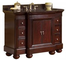 Kaco International 48 Inch Single Sink Bathroom Vanity