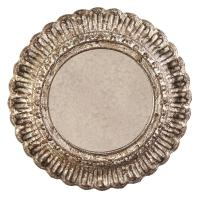 Yirell Round Champagne Mirror